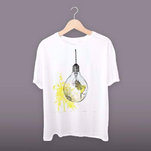 Illustrated Graphics Lamp