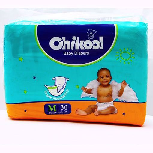 Picture of Chikool Baby Diapers (Size-3) 4-9kg 30pcs
