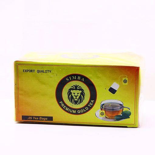 Picture of Simba Tea Bag  - Gold Premium