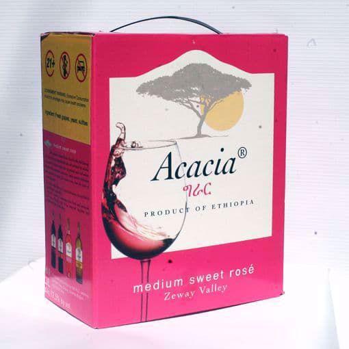 Acacia Medium Sweet Rose (3L)
