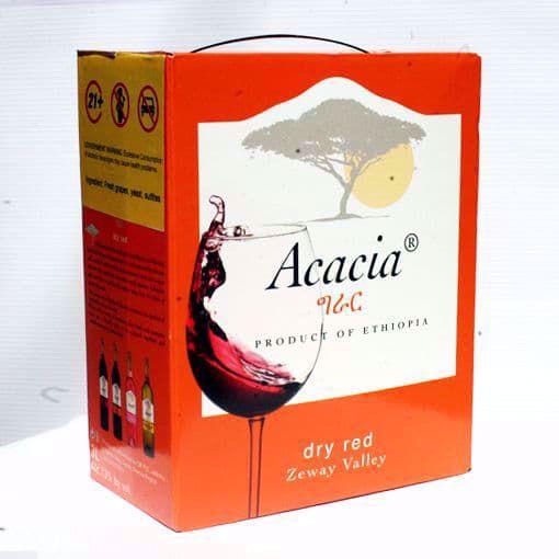 Acacia Dry Red (3L)
