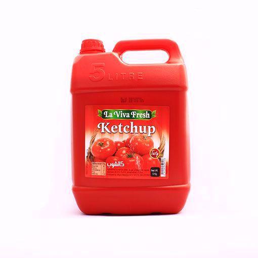 Picture of La Viva Fresh Ketchup 5kg